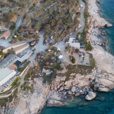 campeggio isola del giglio