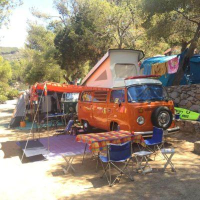 roulote camping baia del sole